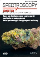Spectroscopy Asia Cover Image