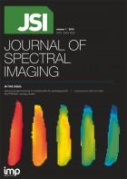 JSI—Journal of Spectral Imaging Cover